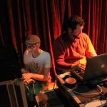 Tobias Reitz und Daniel Rebel